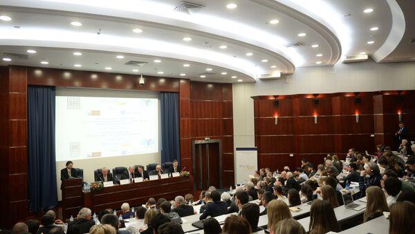 Пятый форум выпускников МГИМО состоится 17-19 мая в Ташкенте - Sputnik Ўзбекистон