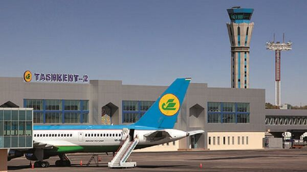 Аэропорт Ташкента - Sputnik Узбекистан