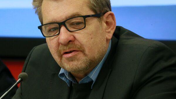 Заведующий отделом Средней Азии и Казахстана Института стран СНГ Андрей Грозин - Sputnik Узбекистан