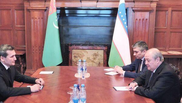 Uzbekistan i Turkmeniya: o chem dogovorilis ministrы v Moskve - Sputnik Oʻzbekiston