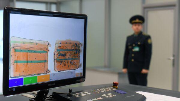 Rabota tamojennogo posta - Sputnik Oʻzbekiston