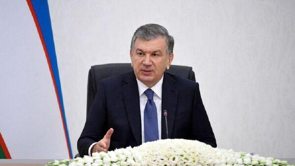 Шавкат Мирзиёев предложил усилить контроль за инвестициями - Sputnik Узбекистан