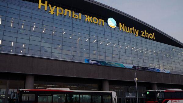 Вокзал Астаны - Sputnik Ўзбекистон