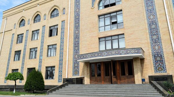 Международная исламская академия Узбекистана - Sputnik Узбекистан