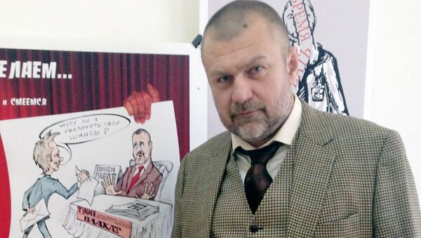 Кирилл Кабанов - Sputnik Узбекистан