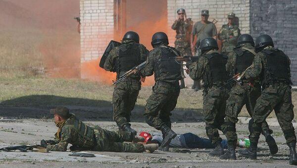 Узбекистан примет участие в антитеррористических учениях стран СНГ - Sputnik Узбекистан