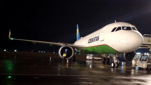 Второй Airbus А320neo - Sputnik Узбекистан