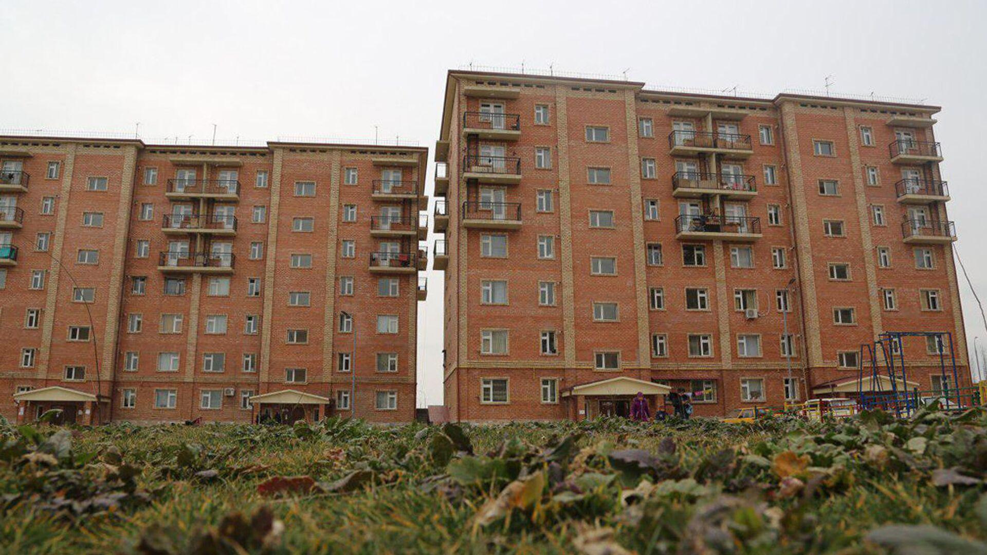 Доступное жилье в в Сергелийском районе Ташкента - Sputnik Узбекистан, 1920, 16.09.2021