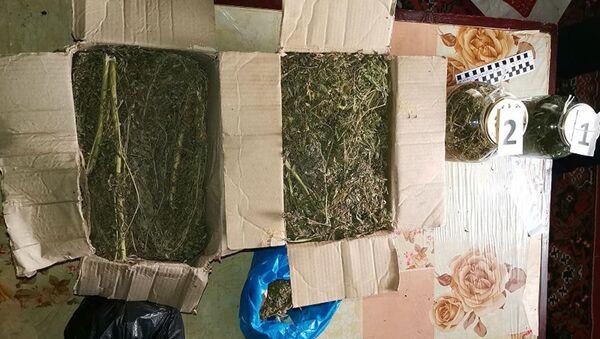 Почти 1,5 кг наркотиков выявили Ферганские таможенники - Sputnik Узбекистан
