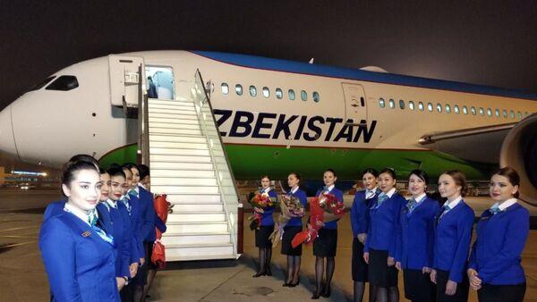 Узбекские авиалинии получили четвертый Boeing 787-8 Dreamliner - Sputnik Узбекистан