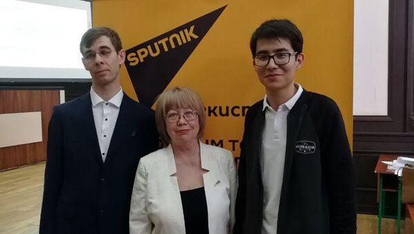 Каракалпакстанцы впервые написали Тотальный диктант - Sputnik Ўзбекистон
