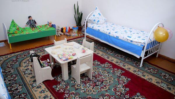 Otkrыtiye reabilitatsionnogo tsentra v Sergeliyskom rayone Tashkenta - Sputnik Oʻzbekiston