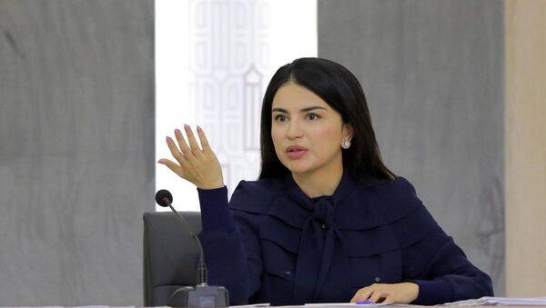 Saida Mirziyoyeva - Sputnik Oʻzbekiston