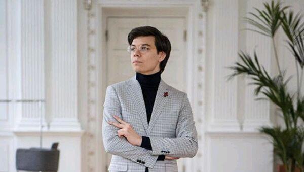 Звезда проекта Подиум Тим Ильясов проведет лекцию в Ташкенте - Sputnik Узбекистан