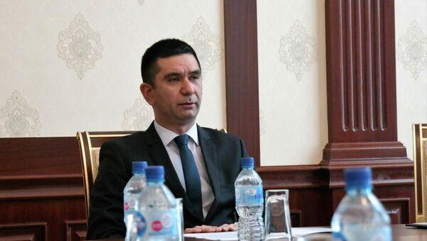 Заместитель председателяЦентрального банка Узбекистана Батыр Захидов - Sputnik Ўзбекистон