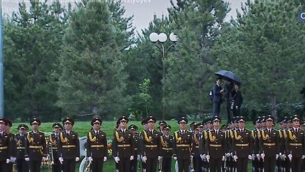 Встреча с президентом Южной Кореи - Sputnik Узбекистан