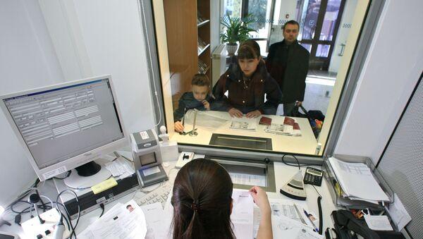 Прием документов на получение шенгенской визы - Sputnik Узбекистан