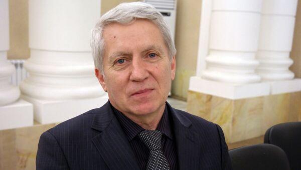 Ответственный секретарь Российского центра науки и культуры в Ташкенте Василий Костецкий - Sputnik Узбекистан