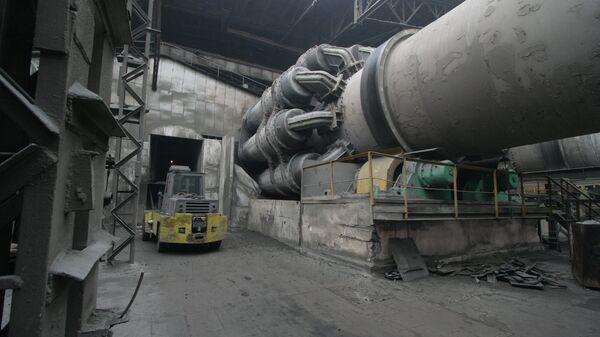 Цементный завод - Sputnik Узбекистан