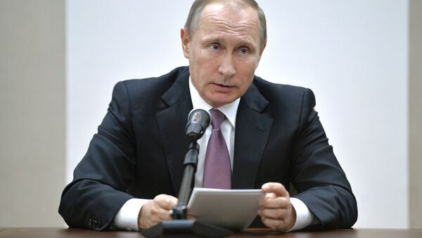 Рабочий визит президента РФ В.Путина в Иран - Sputnik Узбекистан