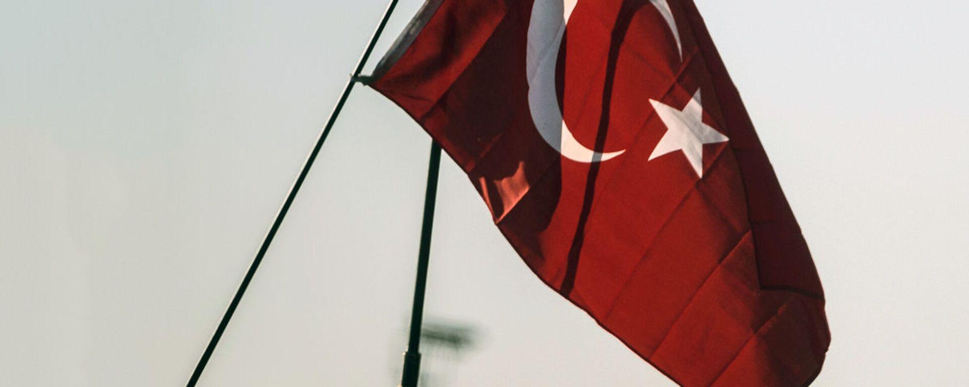Флаг Турции - Sputnik Узбекистан, 1920, 23.11.2020