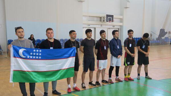Uzbekskiye studentы dali boy favoritam na turnire po mini-futbolu - Sputnik Oʻzbekiston