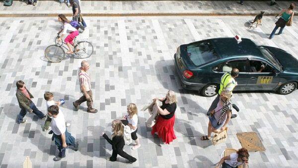 В Tashkent City создадут новую концепцию дорожного движения - Sputnik Узбекистан