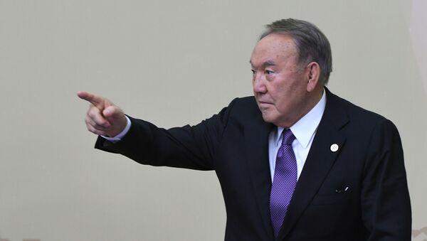 Nursultan Nazarbayev - Sputnik Oʻzbekiston