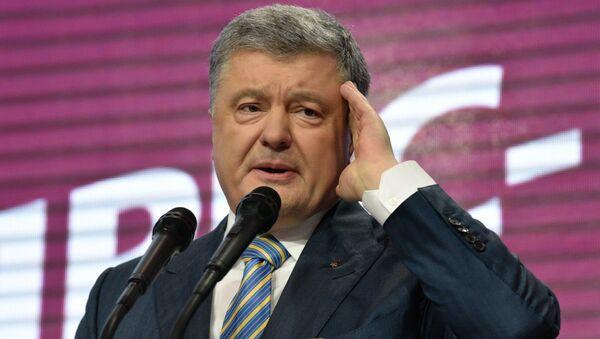 Петр Порошенко - Sputnik Узбекистан