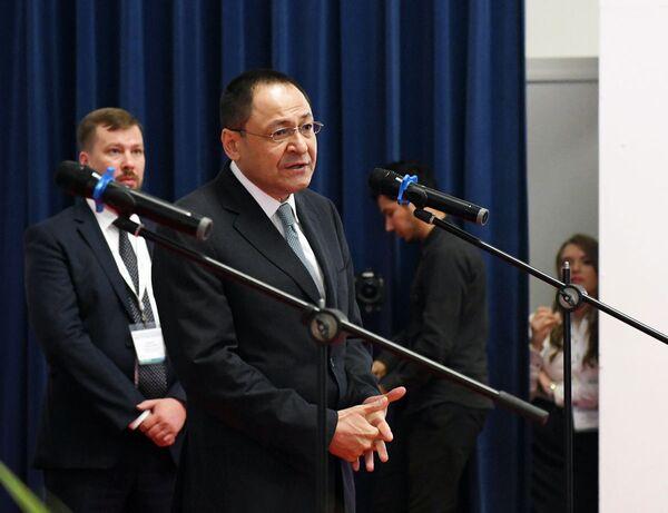 Адхам Икрамов - Sputnik Узбекистан