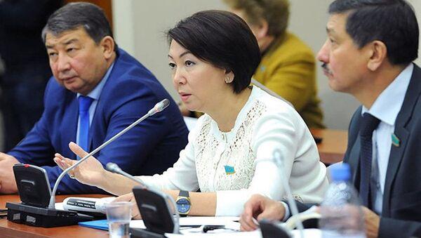 Daniya Yespayeva - Sputnik Oʻzbekiston