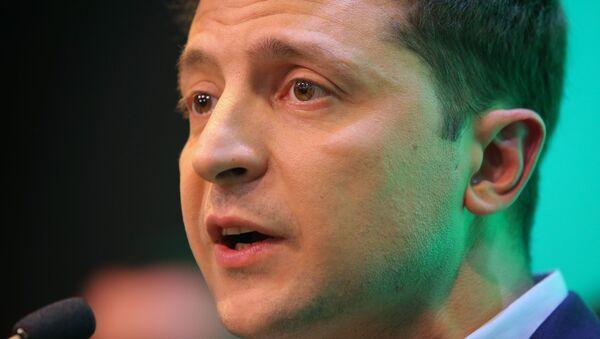 Vladimir  Zelenskiy - Sputnik Oʻzbekiston