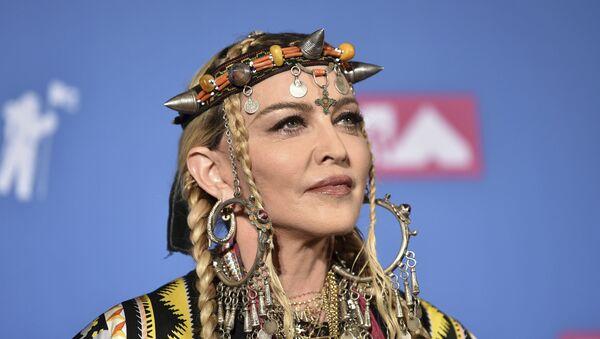Певица Мадонна - Sputnik Узбекистан