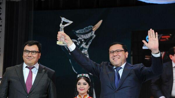 Международный Пресс Клуб и телеканал Узбекистан 24 были удостоены главной национальной премии Золотое перо - Sputnik Ўзбекистон