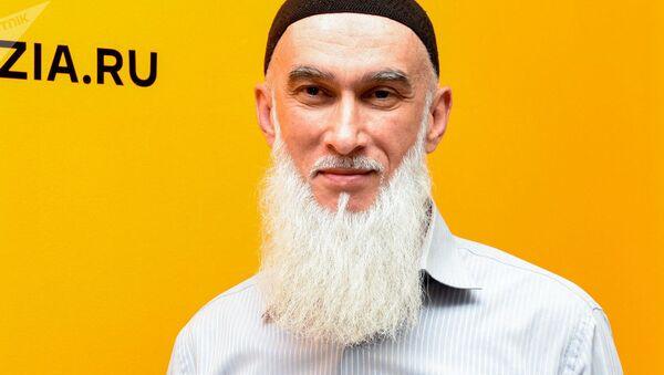 Дзыба: религия должна отражаться в твоем благом нраве и поведении - Sputnik Узбекистан