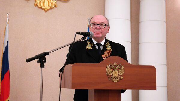 Чрезвычайный и полномочный посол РФ в Узбекистане Владимир Тюрденев - Sputnik Узбекистан