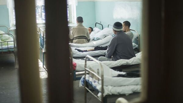 Больница - Sputnik Узбекистан