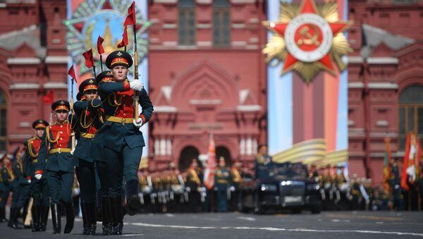 СПУТНИК_LIVE: Парад победы на Красной площади - Sputnik Ўзбекистон
