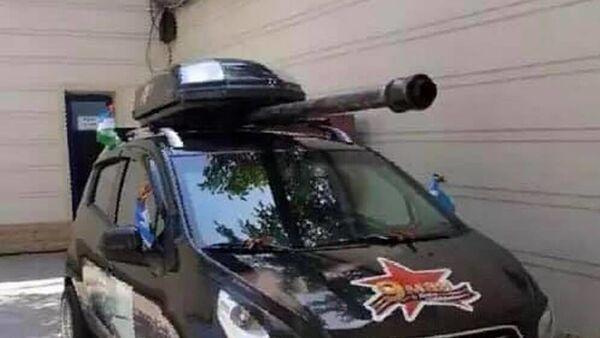 Spark tank v Tashkente - Sputnik Oʻzbekiston