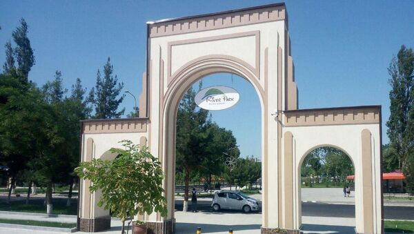 River Park v Tashkente - Sputnik Oʻzbekiston