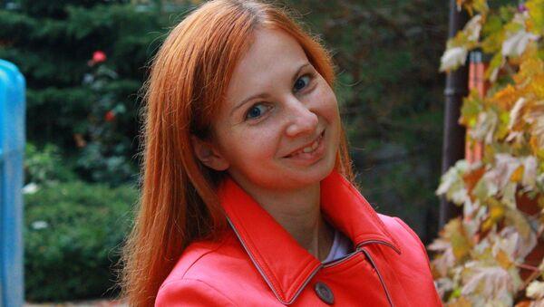 Старший аналитик АльпарИ Анна Бодрова - Sputnik Узбекистан