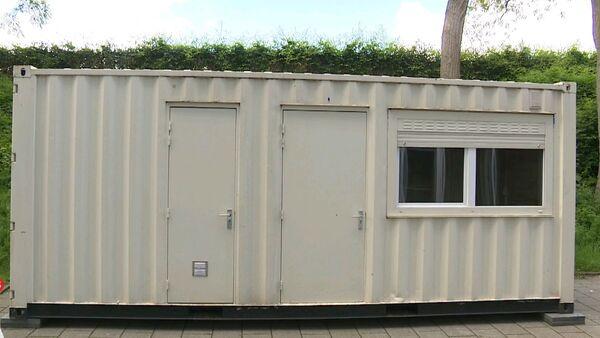 Грузовой контейнер вместо квартиры: как туриста обманули в Амстердаме - Sputnik Узбекистан