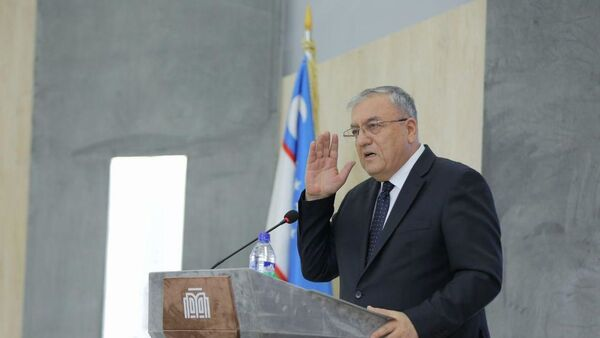 Председатель Верховного суда УзбекистанаКосимджон Камилов - Sputnik Узбекистан