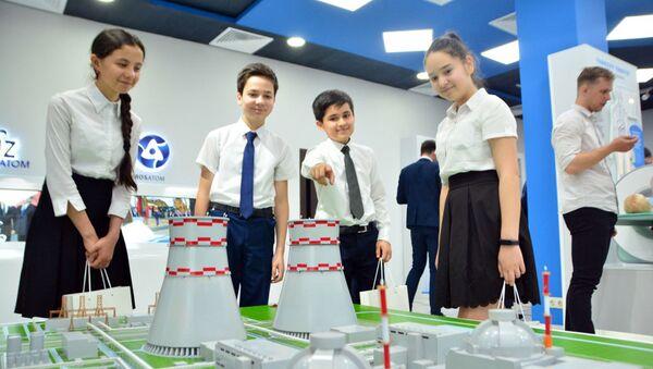 В Ташкенте состоялась церемония открытия Информационного центра по атомным технологиям (ИЦАТ) - Sputnik Ўзбекистон