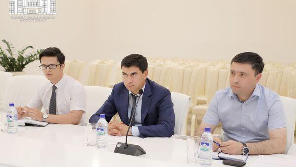 Встреча двух столиц: Ташкент и Париж готовят совместные проекты - Sputnik Узбекистан