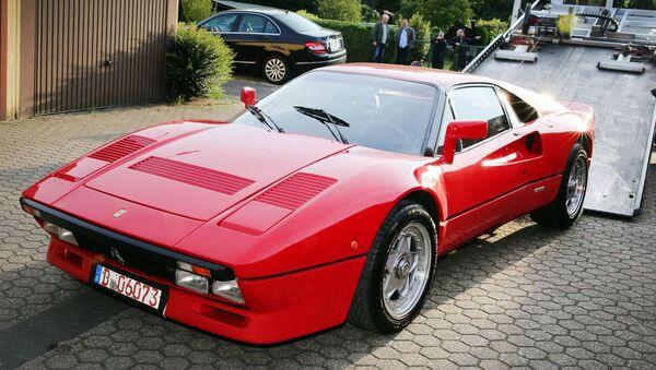 Автомобиль Ferrari 288 GTO - Sputnik Узбекистан
