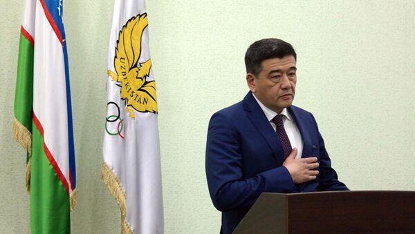 Рустам Шоабдурахманов - Sputnik Узбекистан