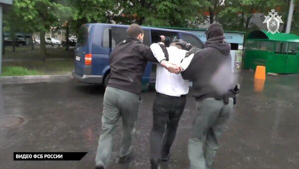 Sponsor IG*, perechislivshiy 50 mln rubley terroristam, zaderjan v Moskve - Sputnik Oʻzbekiston