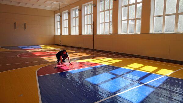 Подготовка школ к началу учебного года - Sputnik Узбекистан