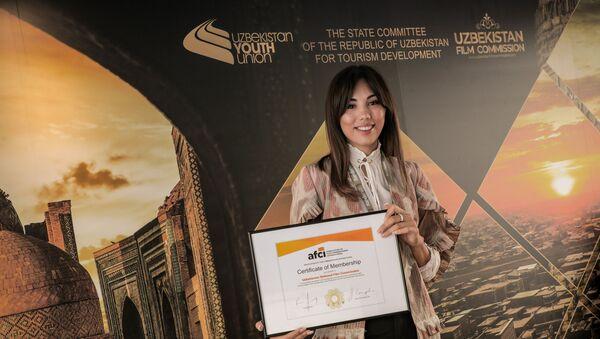 Кино будет: Узбекистан стал официальным членом AFCI - Sputnik Узбекистан